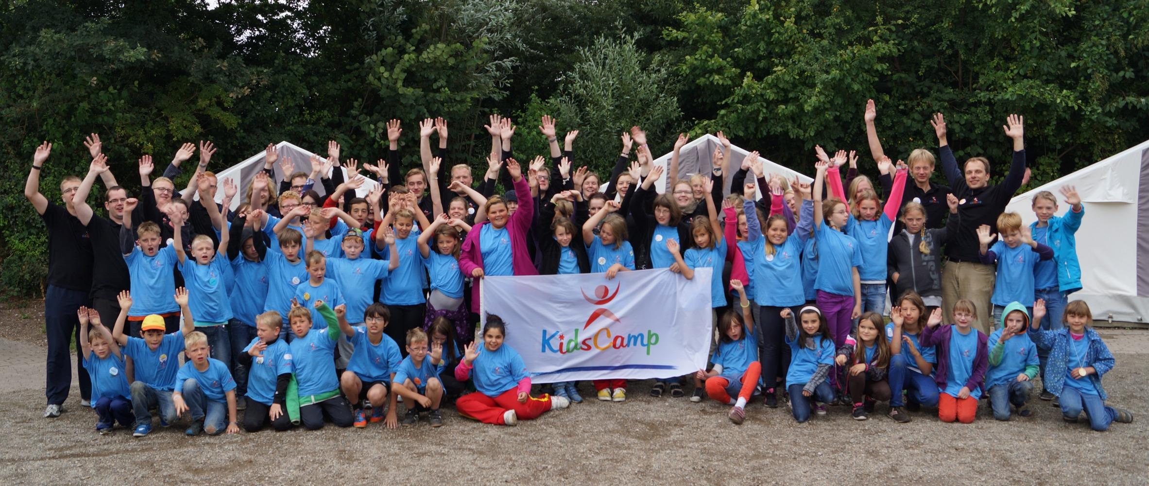 KidsCamp Gruppe